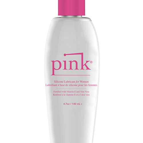 Pink Silicone Lube